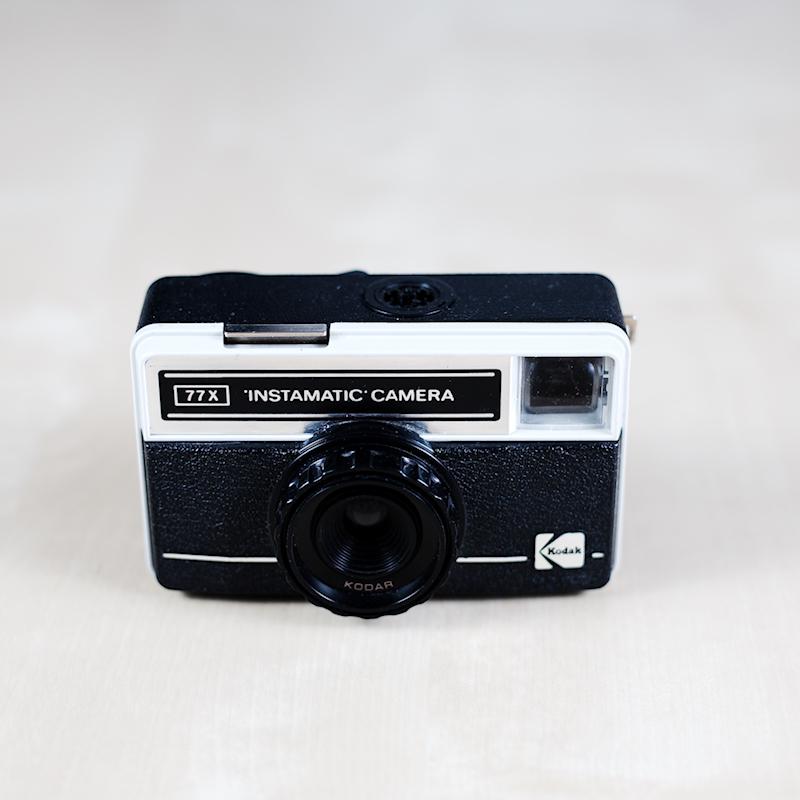 Kodak instamatic 77x