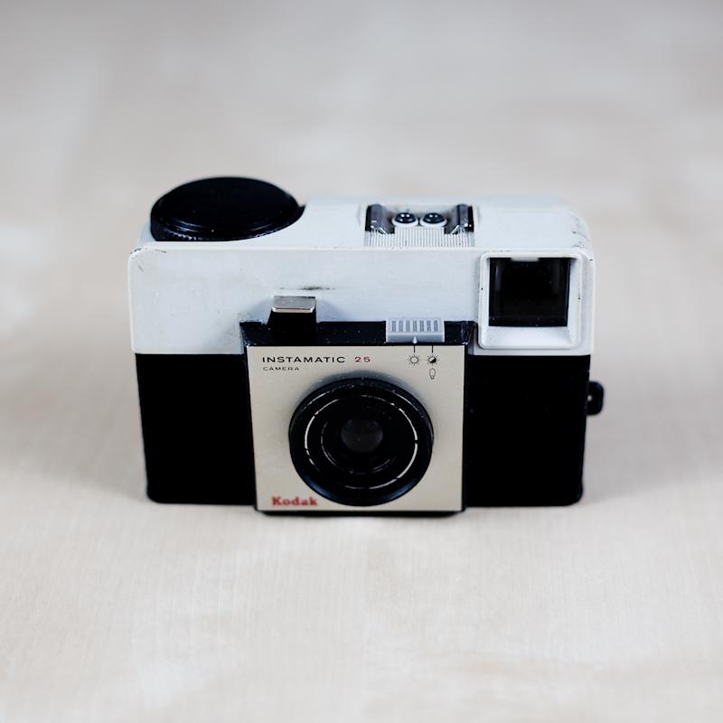 Kodak instamatic 25